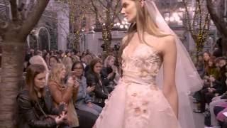 Collection de robes de mariée Monique Lhuillier 2017