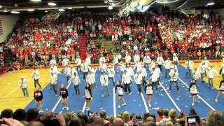 Godwin High School Senior Guys Dance 2014