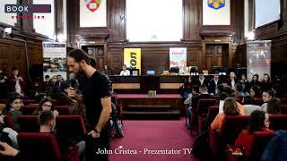 John Cristea La Conferintele BookLand Evolution Ploiesti - 2018