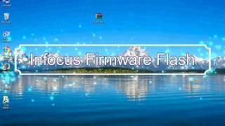 How to Flashing Infocus firmware (Stock ROM) using Smartphone Flash Tool