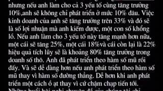 [Sách Nói.vn] Powertalk - Anthony Robbins (Phần 1 - Phụ đề Tiếng Việt)