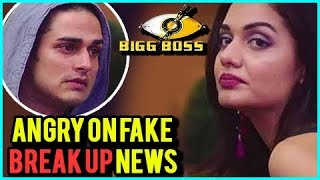 Divya Agarwal SLAMS Media For Calling Her FAKE | Priyank Sharma | Bigg Boss 11
