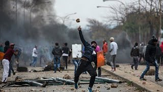 GMS: NEWS AND PROPHECY- SOUTH AFRICA FACING RIOTS AND STARVATION! COMING TO AMERICA!