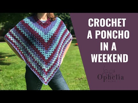 Xxx Mp4 Ophelia Talks About Crocheting A Poncho In A Weekend 3gp Sex