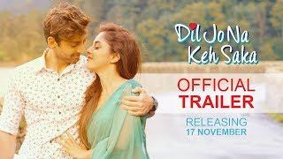 Official Trailer: Dil Jo Na Keh Saka | Himansh Kohli | Priya Banerjee | Naresh Lalwani