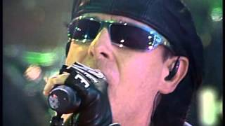 Scorpions live in Vena
