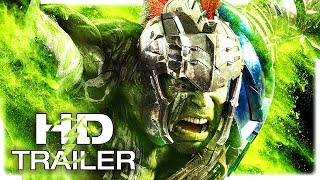 Thor Ragnarok IMAX Trailer NEW (2017) Chris Hemsworth Superhero Movie HD