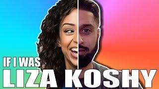 HELGA BLOWS ME! ft Liza Koshy