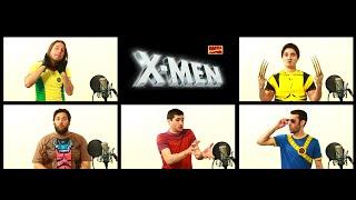 X-MEN THEME SONG!