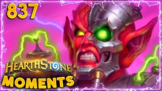 PAY 80 DOLLARS TO OBLIVION!! | Hearthstone Daily Moments Ep.837