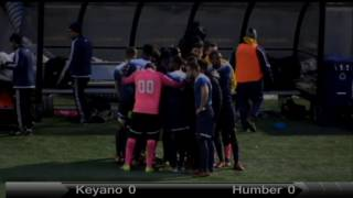 2016 Men's Soccer National Championship Match