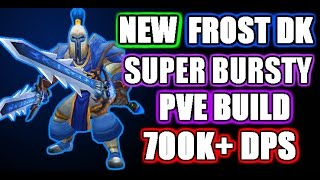 ✔ NEW FROST DEATH KNIGHT GUIDE PVE BUILD AND ROTATION WOW LEGION 7.1.5