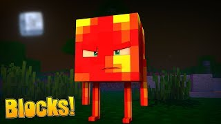 A LAVA BLOCK COMES TO LIFE AND SPEAKS TO ME....