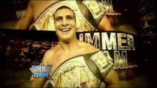 WWE Survivor Series 2011 - CM Punk Vs Alberto Del Rio Championship Match Promo