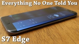 S7 Edge Review: Everything No One Told You About The Edge Screen