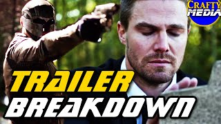 Arrow Is [SPOILER] in the Grave Predictions? Arrow Season 4 Episode 19 Promo Trailer Breakdown!
