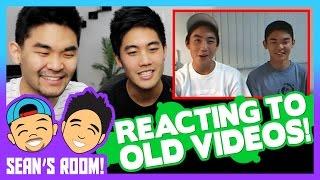 Reacting to Old Videos! (Sean