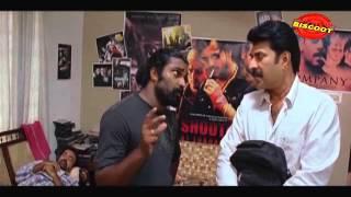 Best Actor Malayalam Movie Scene Mammootty