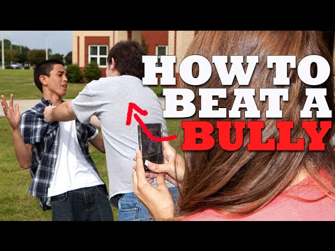 How Should I Fight my Bully - Ways to Stop Bullying