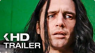 THE DISASTER ARTIST Trailer (2017)