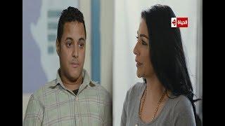 أيوب | مفاجأة: زينب زوجة حسن الوحش حامل من بنسة!