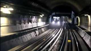 Experience Dubai Metro - By Hussein Kefel  Full HD & Viewable in 3D