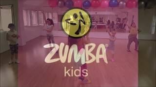 """""""Rockabye"""" - Zumba® Kids Choreography"""