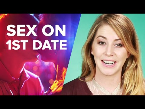 Women Talk About Sex On The First Date