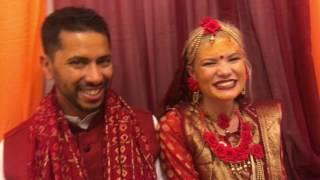 BENGALI WEDDING GOES WILD!