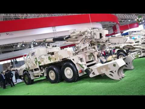 Norinco Chinese China defense industry armored