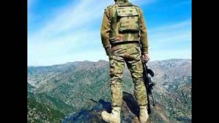 """PAK ARMY NeW song 2016+SSG tigers"""" like our page on facebook https://web.facebook.com/GumnaamSepoy"""