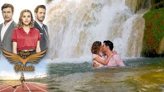 Victoria y Raúl consuman su amor | El vuelo de la victoria - Televisa