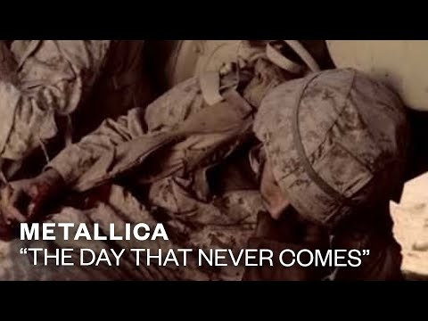 Xxx Mp4 Metallica The Day That Never Comes Video 3gp Sex