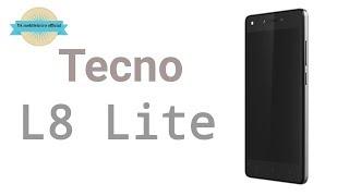 Tecno L8 Lite - Price and Specification