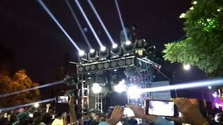 Green DJ New setup pro 2017 Nalco biswakarma puja bhasani