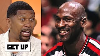 Jalen Rose agrees with Dennis Rodman: MJ would score a lot more in today's NBA | Get Up