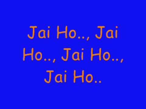 Xxx Mp4 JAI HO Slumdog Millionaire By A R Rahman Lyrics 3gp Sex