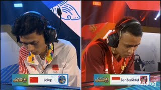 Final!!! Indonesia VS China Clash Royale asian Games 2018