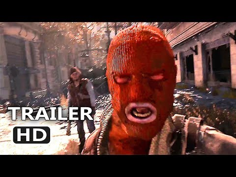 DYING LIGHT 2 Official Trailer 2019 E3 2018 Game HD