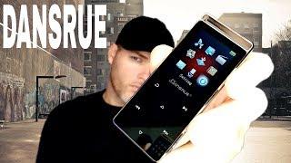 Dansrue Bluetooth Mp3 Player Under $40 2018 Version