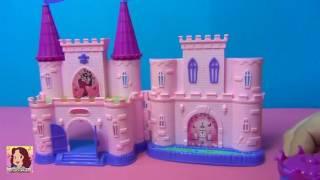 Castelo Encantado  - Tia Cris abre , mostra e monta  - Muito legal !