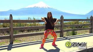 Warm up Meli Espinoza Mix Zumba Choreography - DJ Oscar Estrada