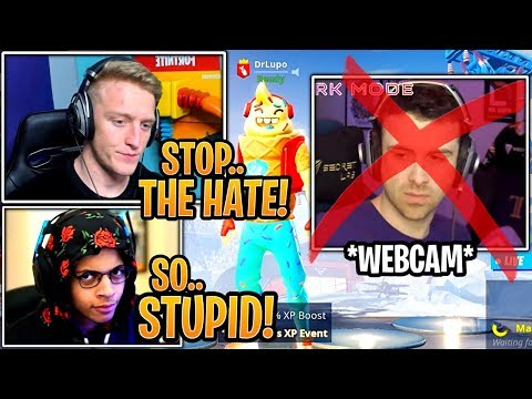 Xxx Mp4 Streamers React Are UPSET After DrLupo STOPS Streaming With A Webcam Because Of HATE Fortnite 3gp Sex