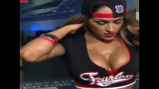 WWE NIKKI BELLA BIG BOOBS COMPILATION #1