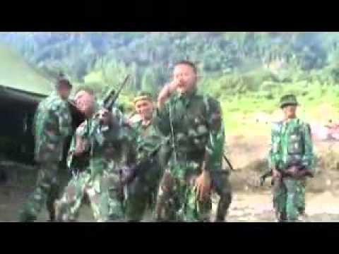 tentara gokil wali band yank XD