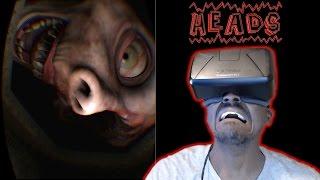 HEADS ARE HORRIFYING | HEADS Oculus Rift Horror Game