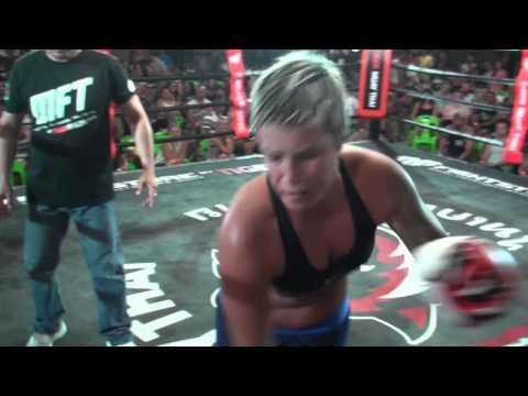 BBQ Beatdown 90 Shanon New Zealand vs Kyra Australia