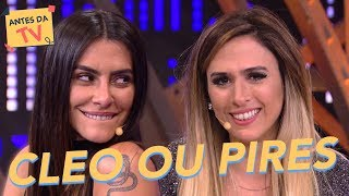 Cleo ou Pires - Tatá Werneck + Cleo Pires - Lady Night - Humor Multishow