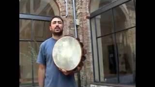 NAFDA Frame Drum Features #7 - Tamburello - Pizzica Pizzica