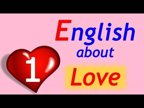 English about Love | Learn English through Hindi | Love & Relationships پیار प्यार